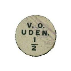 Uden ½ punt 1915