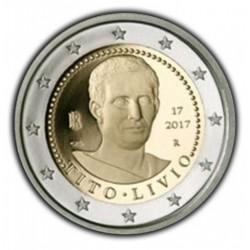 Italië 2 euro 2017 'Tito - Livio'