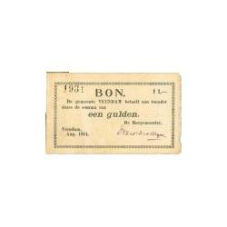 Veendam 1 gulden 1914