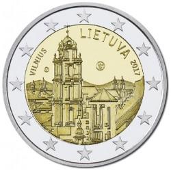 Litouwen 2 euro 2017 'Vilnius'