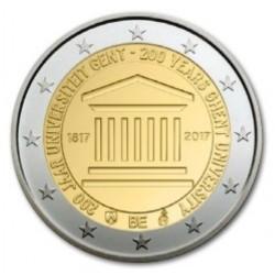 België 2 euro 2017 'Universiteit van Gent'
