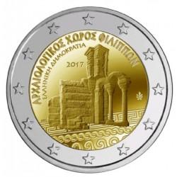 Griekenland 2 euro 2017 'Philippi'