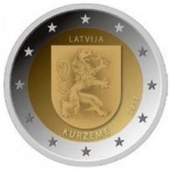 Letland 2 euro 2017 'Kurzeme'