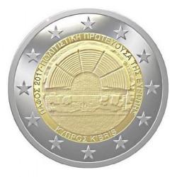 Cyprus 2 euro 2017 'Culturele Hoofdstad Paphos'