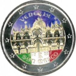 Italië 2 euro 2017 '400 jaar basiliek San Marco Venetië' in kleur