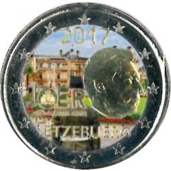 T2 Luxemburg 2017 - 2 euro '50 jaar Vrijwillige leger'