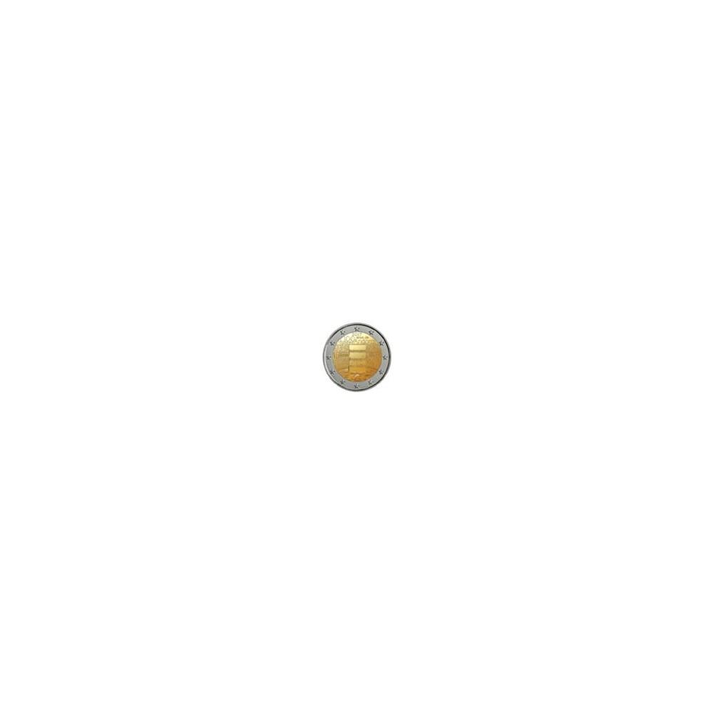 Andorra 2 euro 2017 'Volkslied'