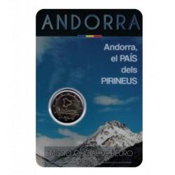 Andorra 2 euro 2017 'Land van de Pyreneeën'