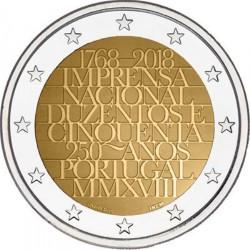 Portugal 2 euro 2018 'Nationale Drukkerij'
