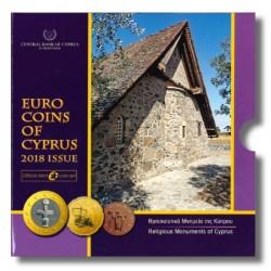 Cyprus BU-Set 2018