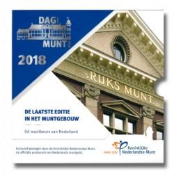 Nederland BU-Set Dag van de Munt 2018