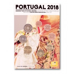 Portugal FDC set 2018