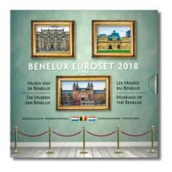 Benelux BU-set 2018