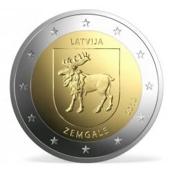 Letland 2 euro 2018 'Zemgale'