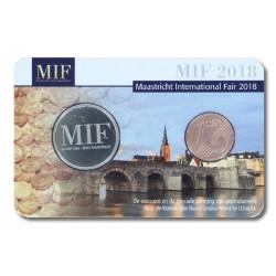 Nederland MIF 2018 coincard - Wees er snel bij, slechts enkele beschikbaar!