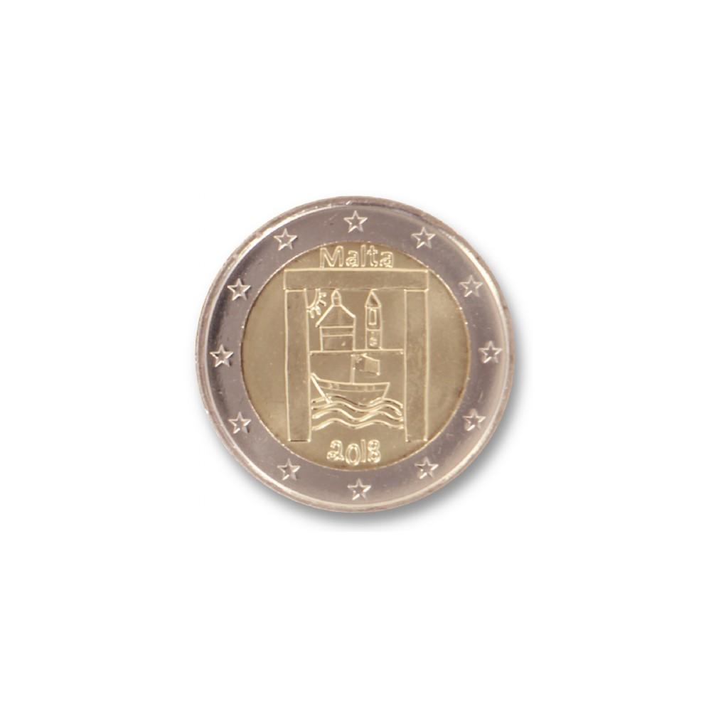 Malta 2 euro 2018 'Cultureel Erfgoed'