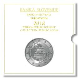 Slovenië BU-Set 2018