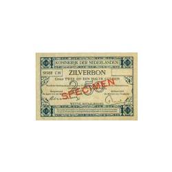 Nederland 2½ Gulden 1915 Specimen