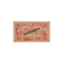 Nederland 25 Gulden 1929 'Willem van Oranje' specimen