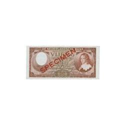 Nederland 50 gulden 1945 'Stadhouder Willem III' Specimen