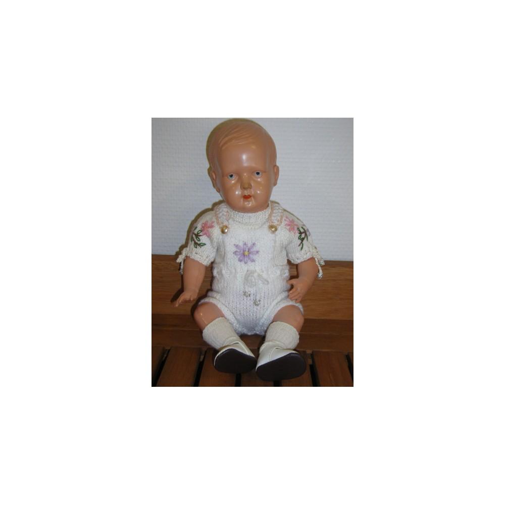 Schildpad Pop Mibli Baby 30cm