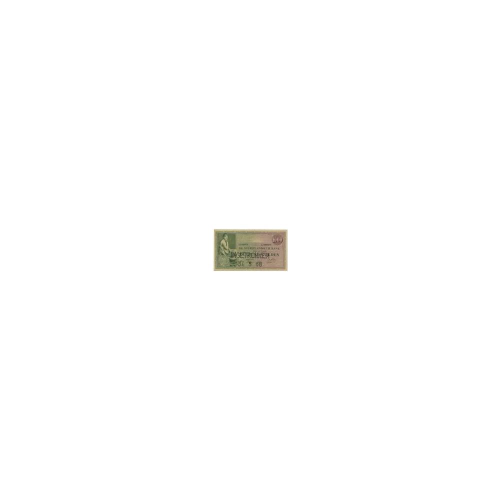 Nederland 1000 Gulden 1926 'Grietje Seel' Specimen
