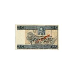Nederland 500 Gulden 1930 'Stadhouder Willem III' Specimen