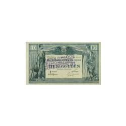 Nederland 10 Gulden 1904 'Arbeid en Welvaart' Buiten omloop gesteld