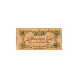 Nederland 25 Gulden 1860 Buiten omloop gesteld