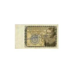 Nederland 25 Gulden 1940 'Prinsesje' Buiten omloop gesteld