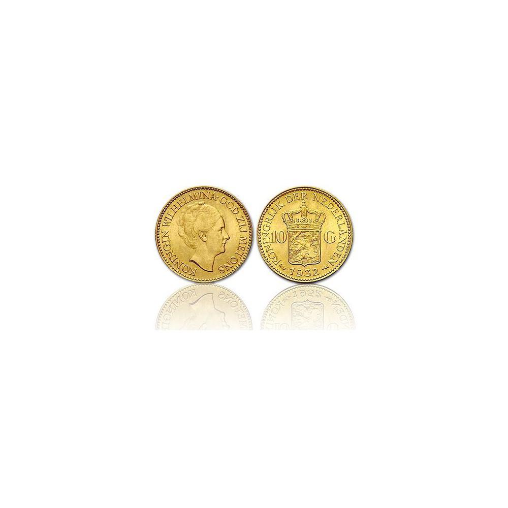 Nederland 10 Gulden - Gouden tientje