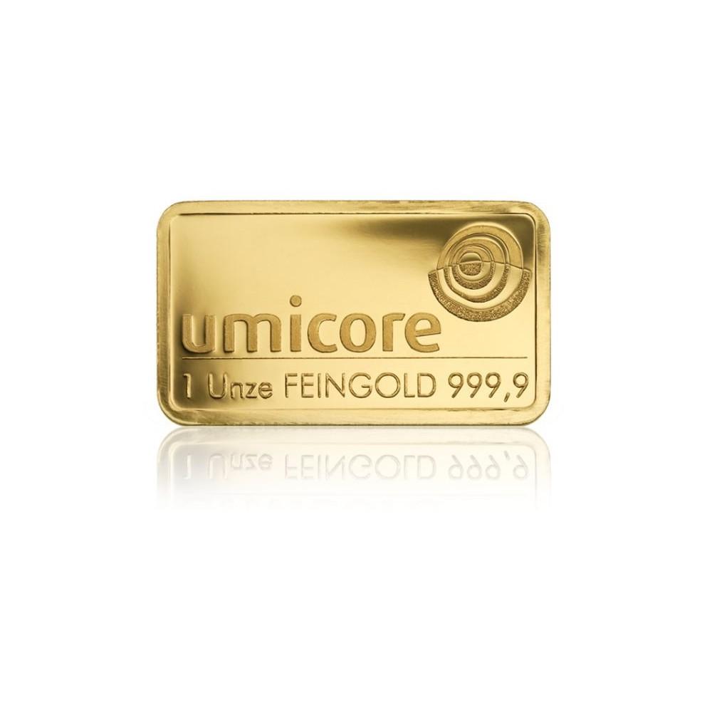 Goudbaar 31,1 gram