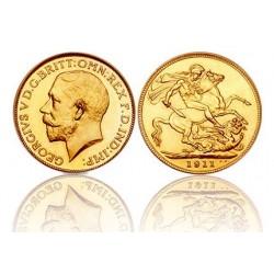 Verenigd Koninkrijk - Sovereign goud