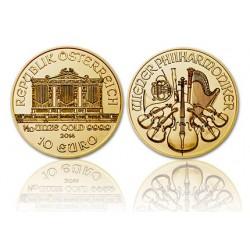 Oostenrijk 10 euro - Philarmoniker 1/10 OZ. (goud)
