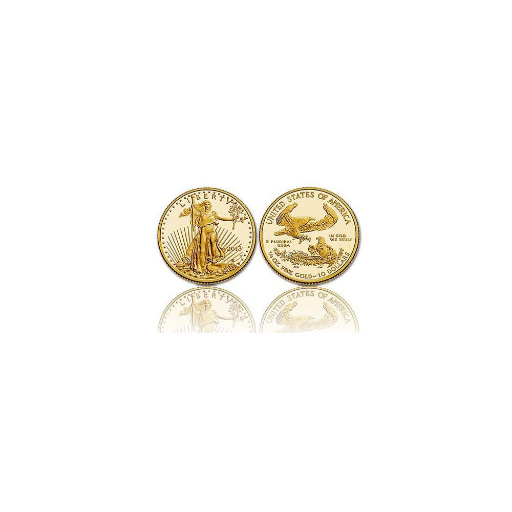 Verenigde Staten 10 Dollars - Eagle 1/4 OZ. (goud)