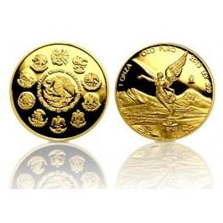 Mexico - Libertad 1 OZ. (goud)