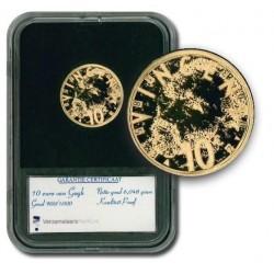 Nederland 10 euro 2002 - Van Gogh