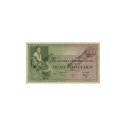 Nederland 1000 Gulden 1926 'Grietje Seel' Buiten omloop gesteld