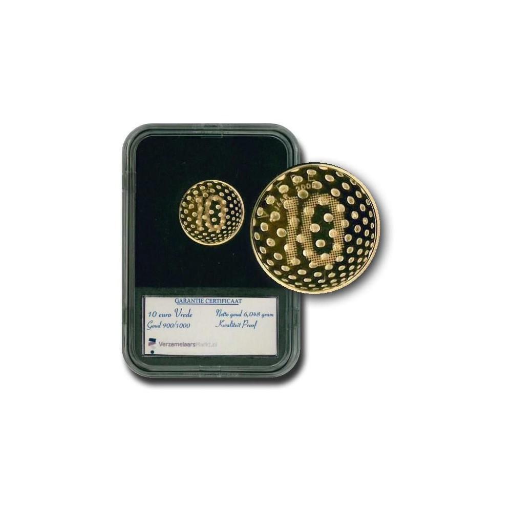 Nederland 10 euro 2005 - Vrede