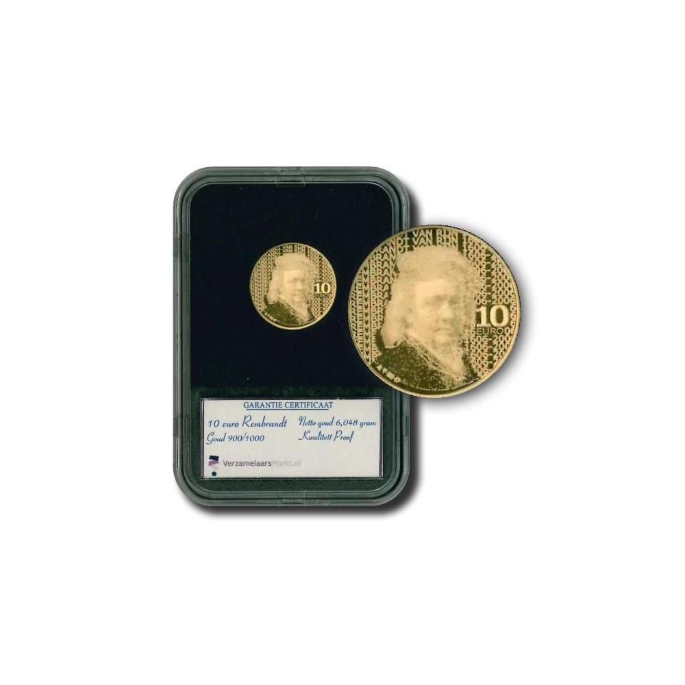 Nederland 10 euro 2006 - Rembrandt