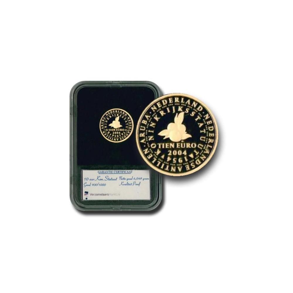 Nederland 10 euro 2004 - Koninkrijksstatuut