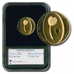 Nederland 10 euro 2012 - Tulpen