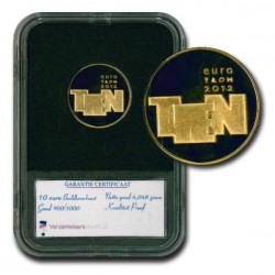 Nederland 10 euro 2012 - Beeldhouwkunst