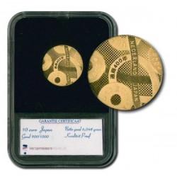Nederland 10 euro 2009 - Japan