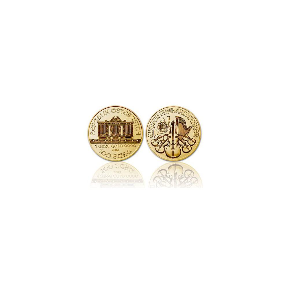 Oostenrijk 100 euro - Philarmoniker 1 OZ. (goud)