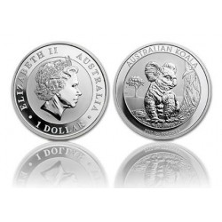 Australië 1 Dollar - Koala 1 OZ zilver