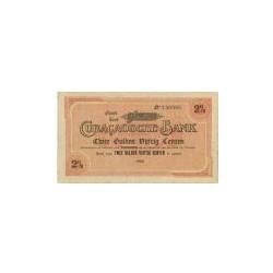 Curaçao 2½ gulden 1920