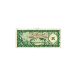 Curaçao 10 gulden 1954