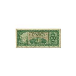 Curaçao 10 gulden 1948