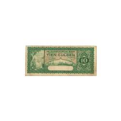 Curaçao 10 gulden 1939